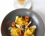Langoustine - Pickles - Bouillon Thaï