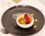 Foie Gras poêlé - Bouillon Thaï